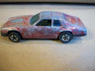 Hot Wheels Jaguar XJS 1977 Red