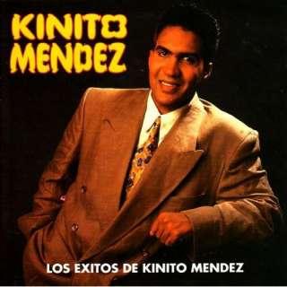 Los Exitos de Kinito Mendez: Kinito Mendez