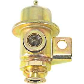regulator fuel pressure regulator natural finish up to 40 psi screw on