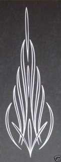 Pinstripe 02 Von Dutch Style Vinyl Decal 4.4x12