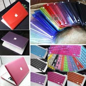 Colors For Apple Macbook Pro 13 Crystal Hard Case Cover Keyboard skin