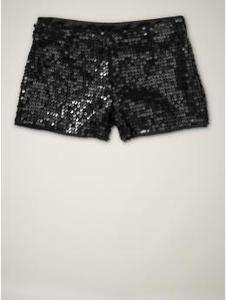Gap Deer Valley Sequin Party Shorts Girls sz 7 8 12