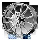 New 26 Inch American Racing CIRCUIT Wheels CHROME 5X150 ET 30 items
