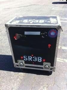 Flight Case fits 4x12 Mesa Boogie 4x12 halfback cabinet 412 Cab