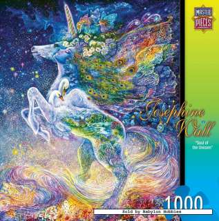 NEW Masterpieces jigsaw puzzle 1000 pcs Josephine Wall   Soul of the