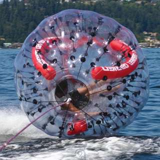 Obrien Barf Ball Spinning Tow Ball Human Sized Water Toy Heavy Duty
