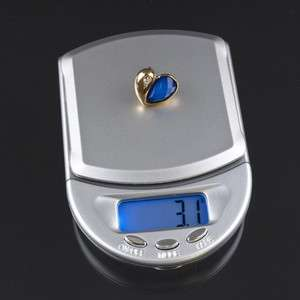 Electric 500g/0.1g Digital Gold balance Gram Pocket Lcd Weight Scale