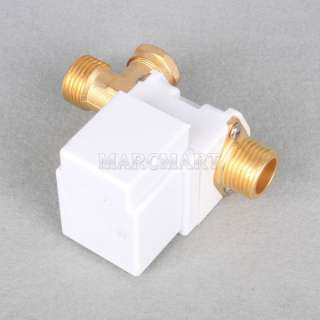 Solenoid Valve for Water Air N/C 12V DC 1/2 Diaphragm Replacement NEW