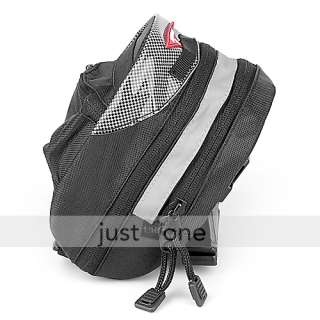 NEW Bike Bicycle Rear Saddle Bag Seat Seatpost Bag BLK