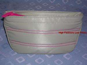 Cosmetic Case Pink sea green Water proof MAKEUP BAG Toiletry pouch