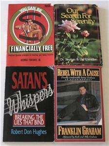 14 Lot Religious Christian Tramp For The Lord Prayer Passover TPB & PB