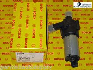 Audi / Volkswagen Electric Water Pump   BOSCH   0392020039   NEW OEM