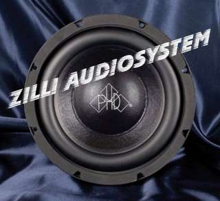 SUBWOOFER DA AUTO PHD MF10.2W 300+300 WATTS NEW 4+4 OHM