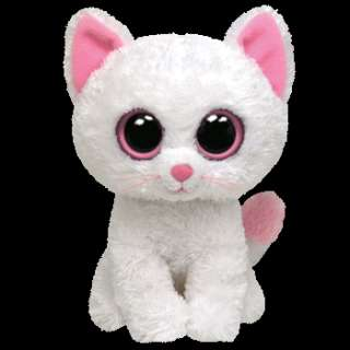 TY Beanie Boos Boo Cashmere 6 Soft Plush Toy