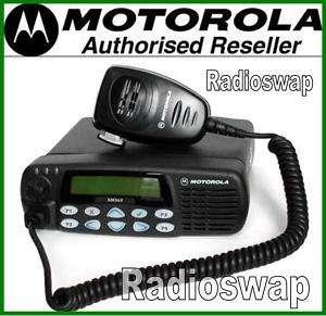 MOTOROLA GM360 25 WATT UHF MOBILE RADIO & ANTENNA