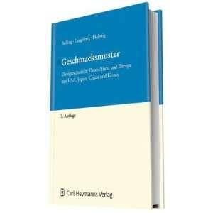): Angelika Langöhrig, Tillmann Hellwig Alexander Bulling: Books