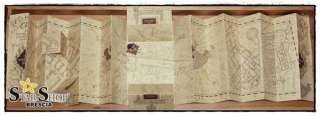 HARRY POTTER   Mappa del Malandrino   Marauders Map   Noble