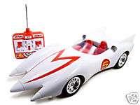 Remote Control Speed Racer Mach 5 Car RC 1/10