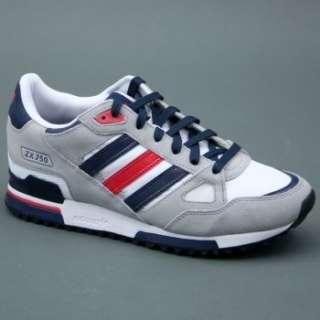 Adidas ADIDAS ZX 750 Tg 13,5 (ITA 49 1/3) Bianco/Blu/Rosso