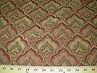 13 YDS CHENILLE DOUBLESIDED ROSE CHENILLE UPHOLSTERY FABRIC items in