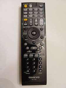 Onkyo RC 710M Remote Control Part # 24140710