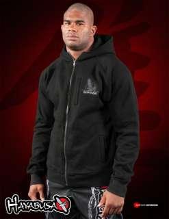 Hayabusa Falcon Technical MMA Hoodie   Black
