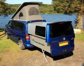 2012/12 Volkswagen Transporter DoubleBack Day Van Camper Motor Home