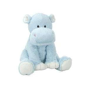 Animal Alley 10.5 inch Hippo   Blue Toys & Games