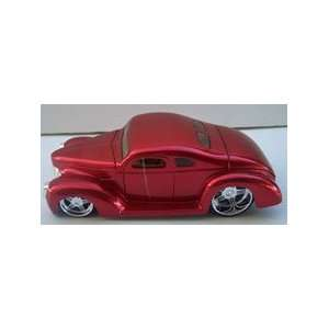 Jada Toys 1/24 Scale Diecast D rods 1940 Ford in Color Red: Toys