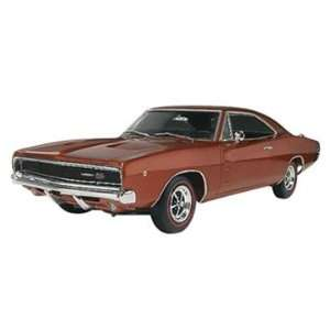 Revell 1/25 1968 Dodge Charger 2n1 Car Model Kit Toys
