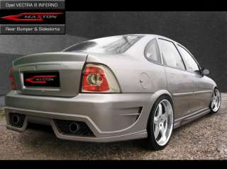 Full Body Kit VAUXHALL / OPEL VECTRA B