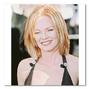 Marg Helgenberger Color Box Canvas Print Gallery Wrapped