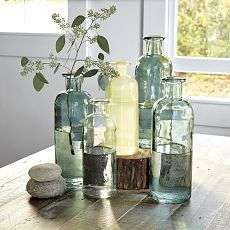 clear glass globes for crafts  west elm