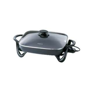 Presto 16 Electric Skillet w/ glass cover  Wayfair