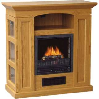Riverstone Industries Electric Fireplace Heater in Space Heaters  JR