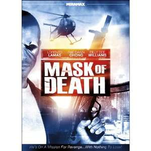 Mask of Death Billy Dee Williams, Lorenzo Lamas, Tom