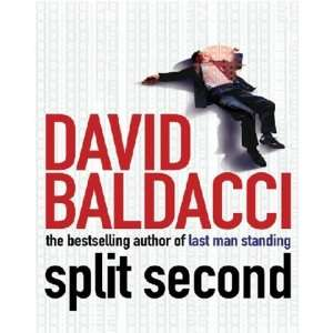 Split Second (9781405033725): David Baldacci: Books