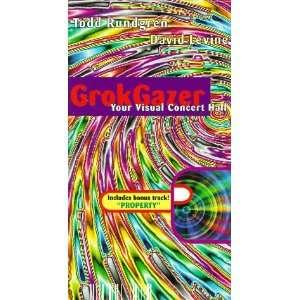 Visual Concert Hall [VHS] Todd Rundgren, David Levine Movies & TV
