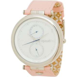 NEW! Rip Curl Madison Leather Watch Womens White