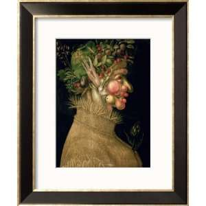 Poster Print by Giuseppe Arcimboldo, 20x24  Home & Kitchen