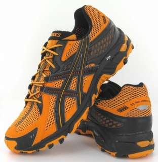 Chaussures ASICS Gel Trabuco 13 Orange en 44 (10us)