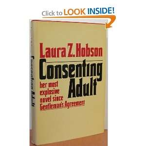 Consenting Adult (9780385034982) Laura Z. Hobson Books
