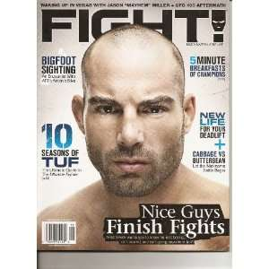 Fight Magazine (Mixed Martial Arts Life, September 2009