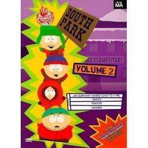 South Park Vol. 2 (1997): Trey Parker, Matt Stone, Isaac