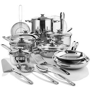 Wolfgang Puck Bistro Elite 21 piece Family Style Cook Set