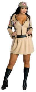 Plus Size Womens Sexy Ghostbusters Costume   Ghostbusters Costumes