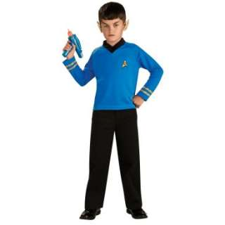 Star Trek Classic Blue Child Costume, 65014