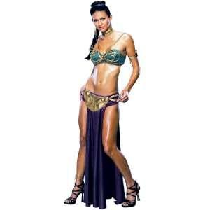 Star Wars Princess Leia Slave Adult Costume, 33117
