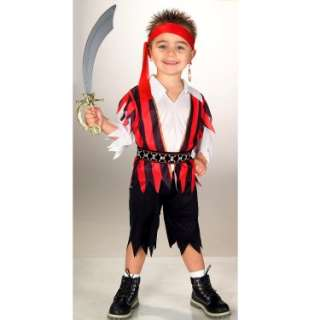 Halloween Costumes Pirate Boy Toddler Costume