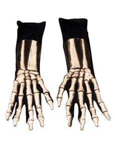 Skeleton Gloves or Chimp Feet   Accessories & Makeup